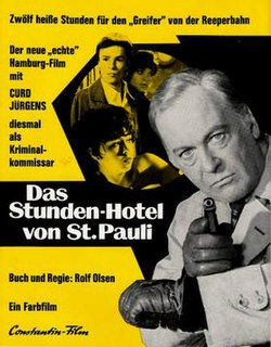 <i>Hotel by the Hour</i> 1970 film
