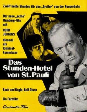 Hotel by the Hour - Image: Das Stundenhotel von St. Pauli