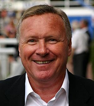 David Hamilton (broadcaster) - Image: David Hamilton