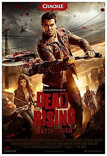 dead rising endgame full movie 2016