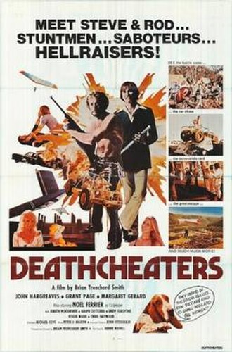 Deathcheaters - Film poster
