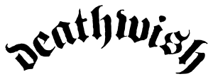 Deathwish Inc. - Deathwish Inc's old font style logo.