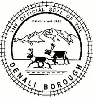 Denali Borough, Alaska - Image: Denaliboroughseal