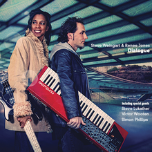 Dialogue (Steve Weingart & Renee Jones album) cover.png