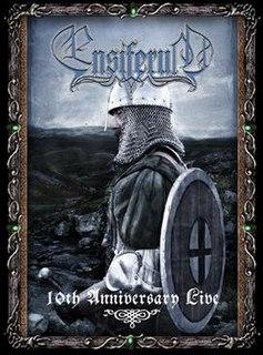 <i>10th Anniversary Live</i> 2006 video by Ensiferum