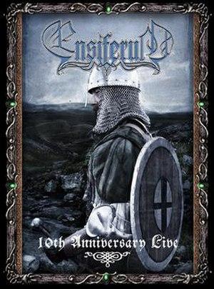 10th Anniversary Live - Image: Disco dvd