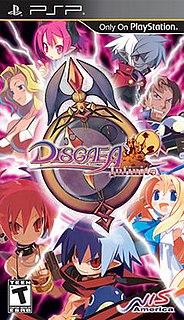 <i>Disgaea Infinite</i> video game