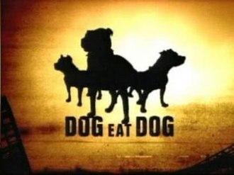 Dog Eat Dog (U.S. game show) - Image: Dog Eat Dog logo