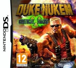 Duke Nukem: Critical Mass - Image: Duke Nukem Critical Mass cover