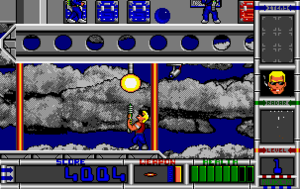 Duke Nukem II - Duke Nukem II Gameplay
