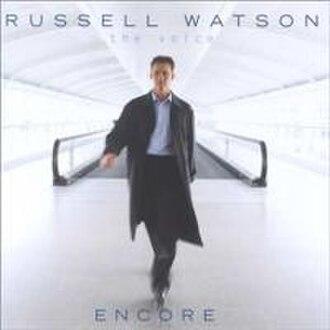 Encore (Russell Watson album) - Image: Encore RW
