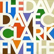 dave clark five albums