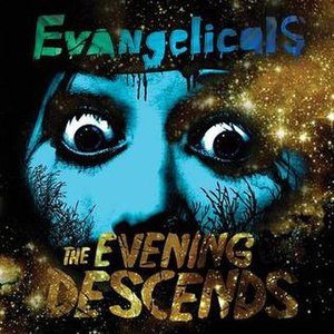 The Evening Descends album cover