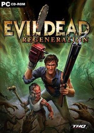 Evil Dead: Regeneration - Image: Evil Dead Regeneration