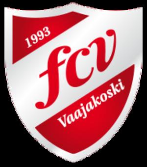 FC Vaajakoski - Image: FC Vaajakoski logo
