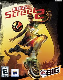 <i>FIFA Street 2</i> video game