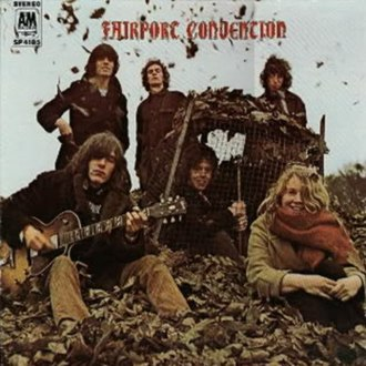 What We Did on Our Holidays - Image: Fairport Convention US Release
