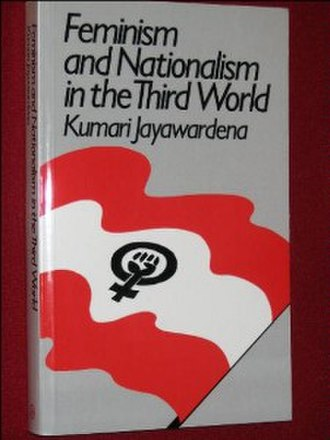 Feminism and Nationalism in the Third World - Image: Feminism and Nationalism in the Third World