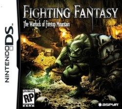 Fighting Fantasy: The Warlock of Firetop Mountain