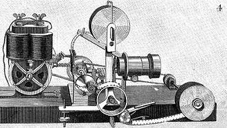 Phantoscope - Image of the Phantoscope from Scientific American 1896