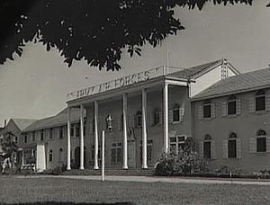 First Motion Picture Unit - Hal Roach Studios, leased by the FMPU