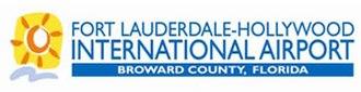 Fort Lauderdale–Hollywood International Airport - Image: Fort Lauderdale airport logo