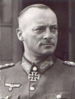 Friedrich Schulz German general