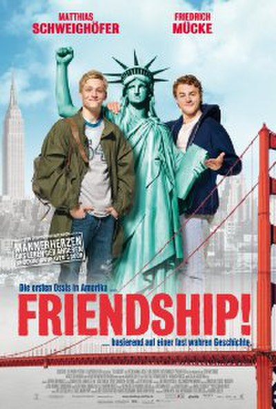 Picture of a movie: Friendship!