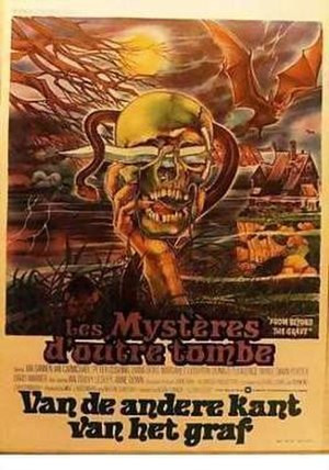 From Beyond the Grave - Belgian poster