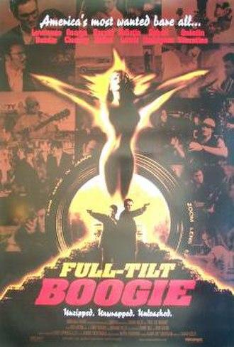 Full Tilt Boogie - Image: Full tilt boogie