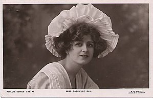 Gabrielle Ray - Ray in 1907