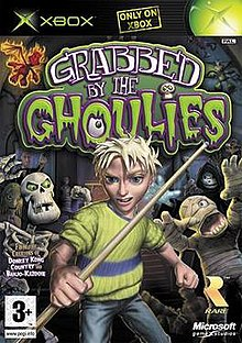 Grabbed by the Ghoulies - Wikipedia