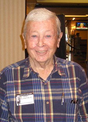 Gil Stratton - Stratton in October 2007