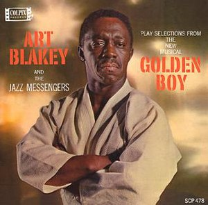 Golden Boy (Art Blakey album) - Image: Golden Boy (Art Blakey album)