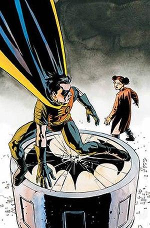 Gotham Central - Image: Gotham Central 35
