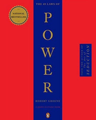 Picture of a book: The 48 Laws Of Power