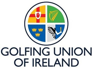 Golfing Union of Ireland - Image: Gui Logo Web