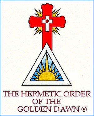 The Hermetic Order of the Golden Dawn, Inc. - Official logo of the Order