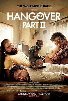 The Hangover: Part II (2011) [English] SL VBB - Bradley Cooper, Ed Helms, Zach Galifianakis, Justin Bartha and Ken Jeong