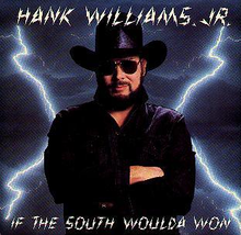 Hank Williams Jr - If The South single cover.png