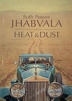 Heat and Dust - First US edition