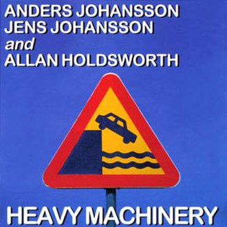 Heavy Machinery (album) - Image: Heavy Machine album cover