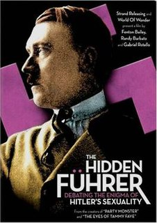 <i>Hidden Führer: Debating the Enigma of Hitlers Sexuality</i>