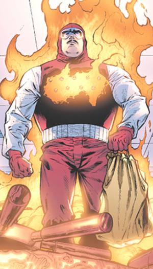 Human Flame - Image: Humanflame