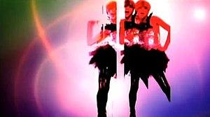 Tokyo Lady - Iconiq in the music video.