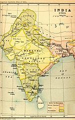 Timeline of major famines in India during British rule - Wikipedia