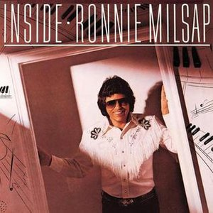 Inside (Ronnie Milsap song) - Image: Inside Ronnie Milsap