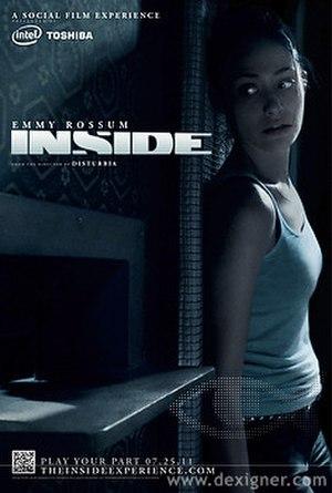 Inside (2011 film) - Film poster