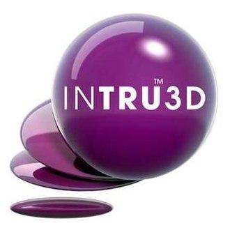 InTru3D - InTru3D logo.