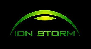 Ion Storm - Image: Ion storm logo